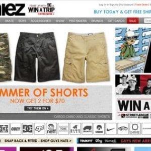 Zumiez - Skate shoes