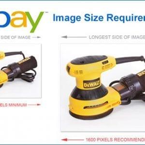requisiti per le foto ebay